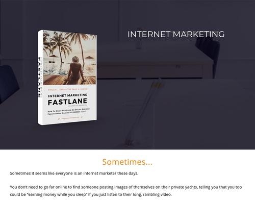 Internet Marketing Fastlane
