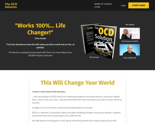 The Ocd Solution - The Ocd Sufferer's Recovery Solution