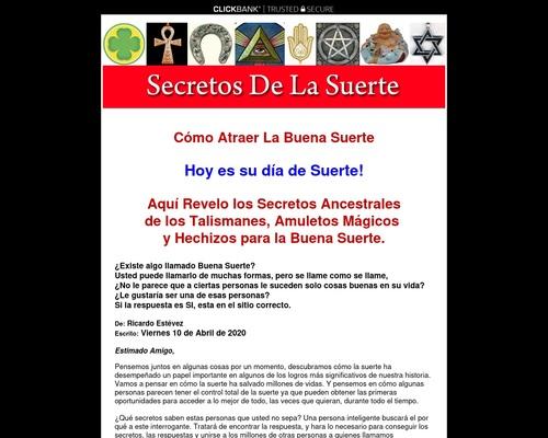 Secretos Para Atraer La Buena Suerte
