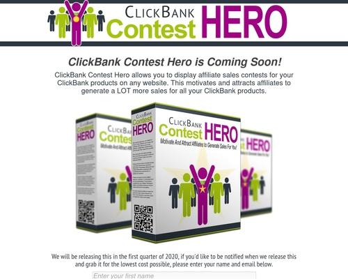 ClickBank Contest Hero — ClickBank Contest Hero