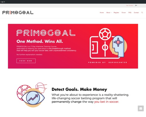 PRIMOGOAL | Laziest System to Win Your Soccer Bets – Presented to you