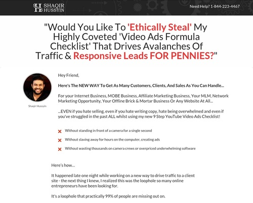 8-figure Marketer Reveals The 9 Step Video Ads Formula