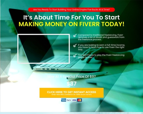 How To Make Money On Fiverr