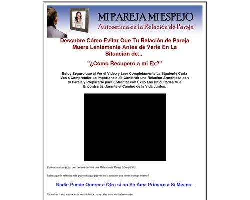 Mi Pareja Mi Espejo – Just another WordPress site