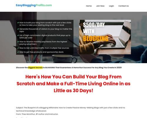 EasyBloggingProfits.com