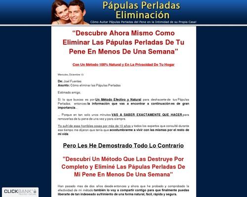 Papulas Perladas del Pene Eliminacion - Como quitar papulas perladas del pene