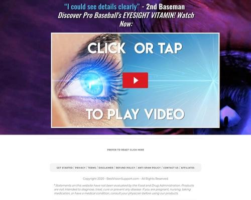 BestVisionSupport - Official Website