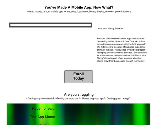 You've Made A Mobile App, Now What?