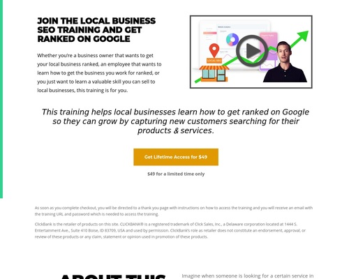 Local Business Growth Solutions