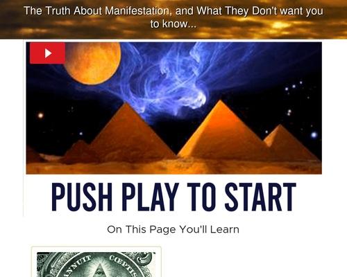 Midas Manifestation - Manifest Wealth Like The Elites!
