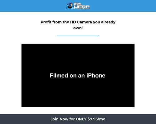 Ivideo Hero - Make Incredible Videos With Your Iphone!