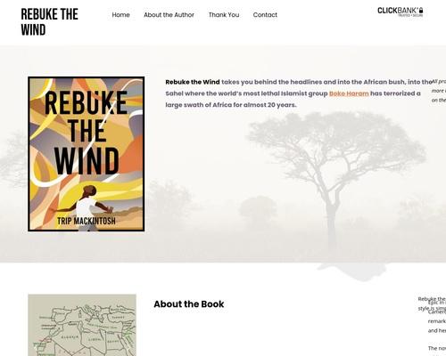 Rebuke the Wind