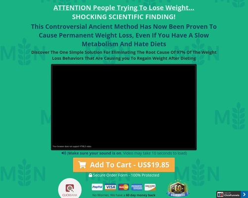 The Mindful Weight Loss Solution