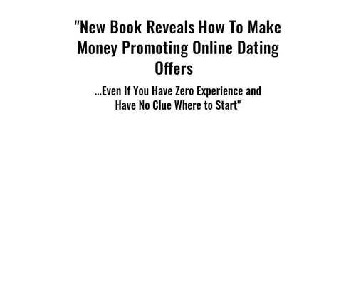 Dating Business Secrets Book