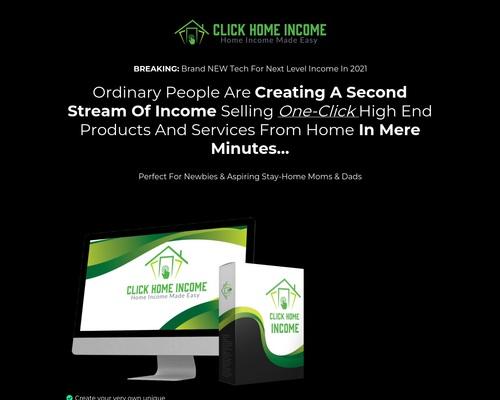 Click Home Income System