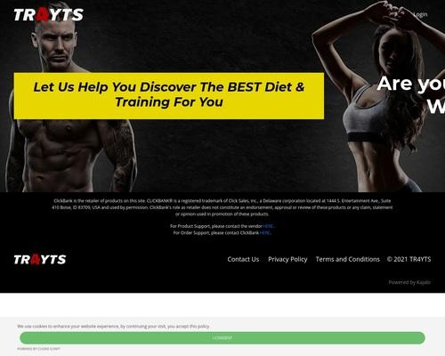 Tr4yts - Best Selling Fitness Program