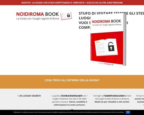 La Guida PDF Sui Luoghi Segreti Di Roma