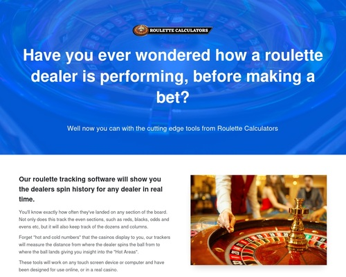 Roulette Calculators – Just another WordPress site