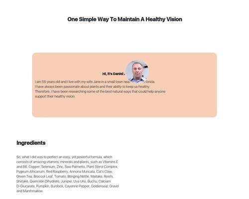 Visium Plus - Text Presentation